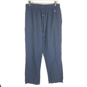 Polo Ralph Lauren Men's Blue Lounge Pants Sz M